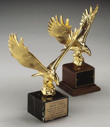 814 815 Eagle Trophies